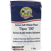 "Vita Sana Italian Soft Wheat Flour Tipo ""00"", 1 Kg"