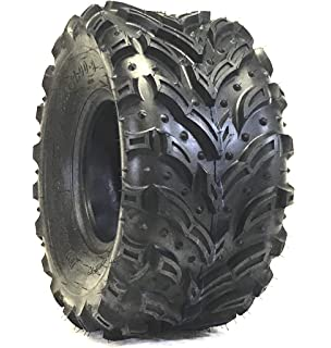 Grizzlar GTU-525 ATV 2 Link Ladder Alloy Tire Chains with Tensioners 24x9-11 24x10-11 24x10-12 25x10.00-12