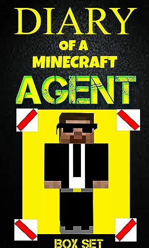 Diary of a Minecraft Agent (Box Set)