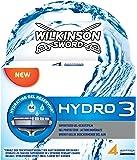 Wilkinson Sword Hydro3 Lames de rasoir