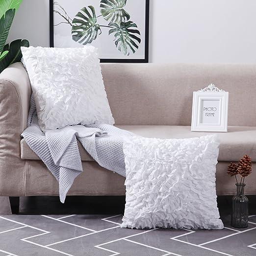 Amazon Com Moma Decorative Throw Pillow Covers Set Of 2