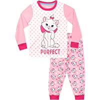 Disney Pijamas de Manga Larga para niñas Aristocats