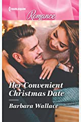 Her Convenient Christmas Date (Harlequin Romance Book 4689) Kindle Edition