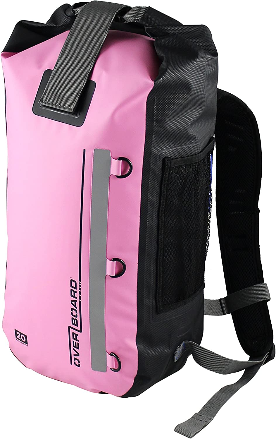 Overboard Unisex Classic mochila impermeable, color
