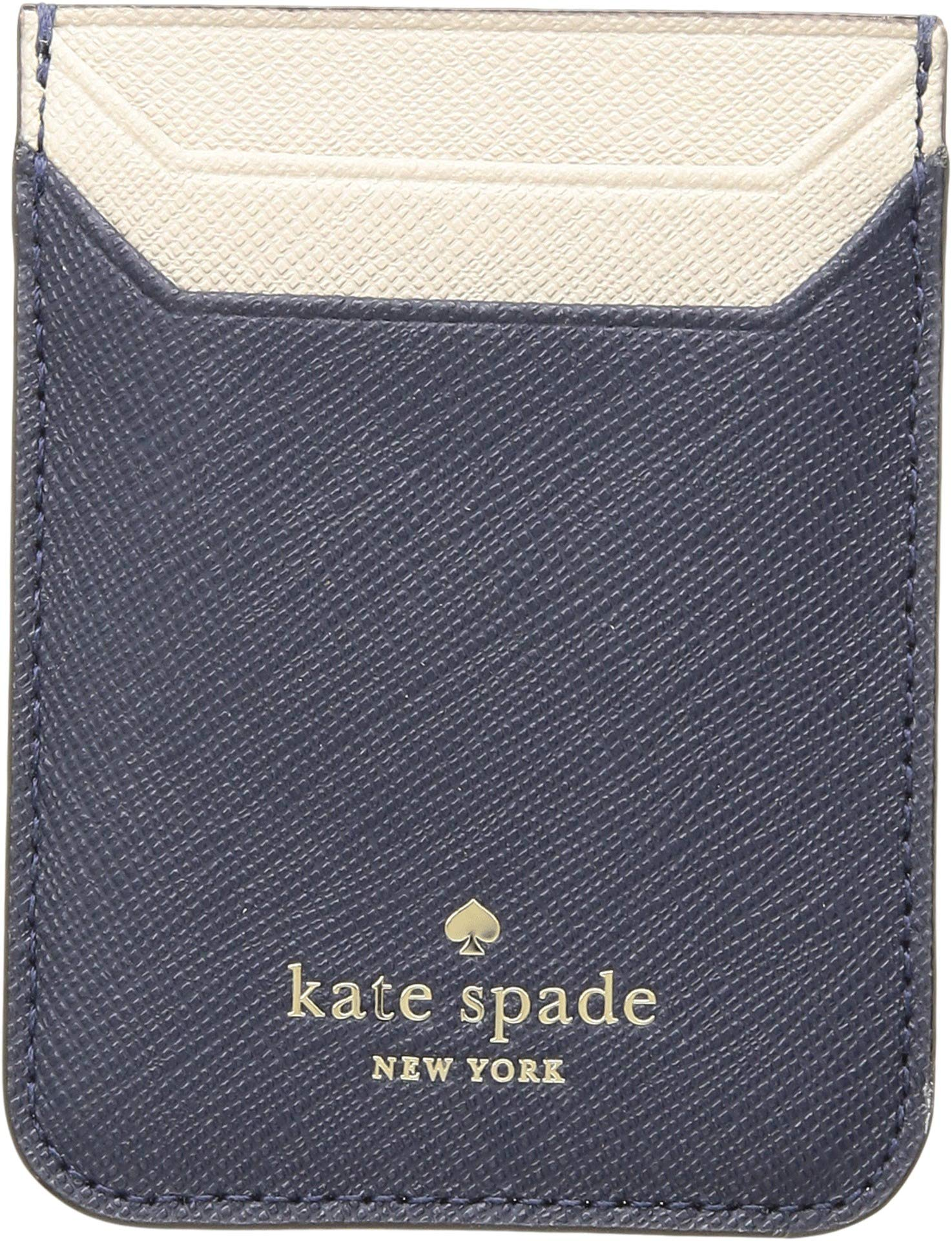 Kate Spade New York Women's Triple Sticker Pocket Blazer Blue/Tusk One Size