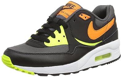 uk availability a20eb 52b6d Nike Air Max Light (GS) Baskets Basses Mixte Enfant, Gris (Dark Grey