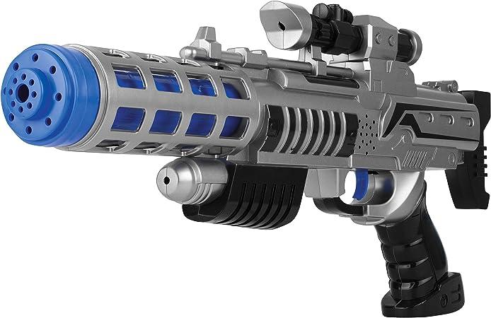 Galactic Wars Espacio Pistola Blaster con Flashing Lights