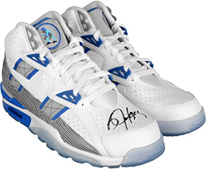 Nike Shoes Bats Royals Autographed Kansas Broken Jackson Bo City dxtshrQC