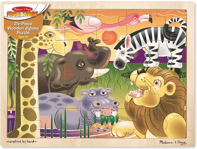 melissa doug puzzles 24 piece
