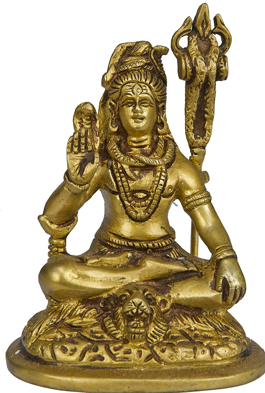 Bhagawan Shiva - Brass Statue