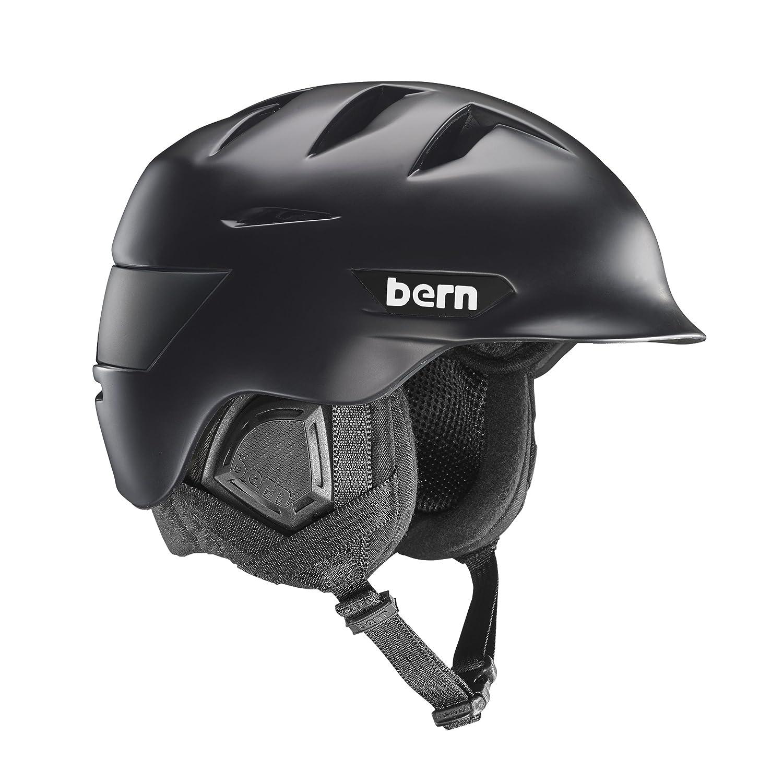驚きの価格 Bernヘルメット – BernヘルメットRollins – – Black/Black マットブラック Large B06XCNXHPR Large|Matte Black/Black Liner Matte Black/Black Liner Large, アーアゼロワン JEWELRY:6c0ddf0b --- a0267596.xsph.ru