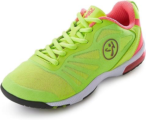 Zumba Women's Impact Pulse Shoes Yellow