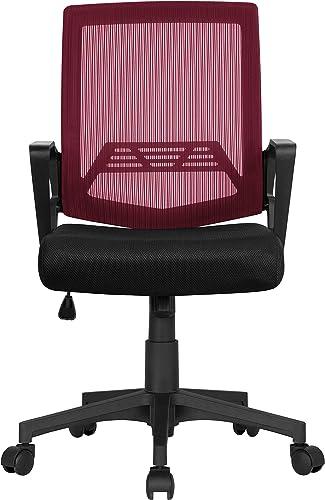 Topeakmart Ergonomic Adjustable Mesh Chair