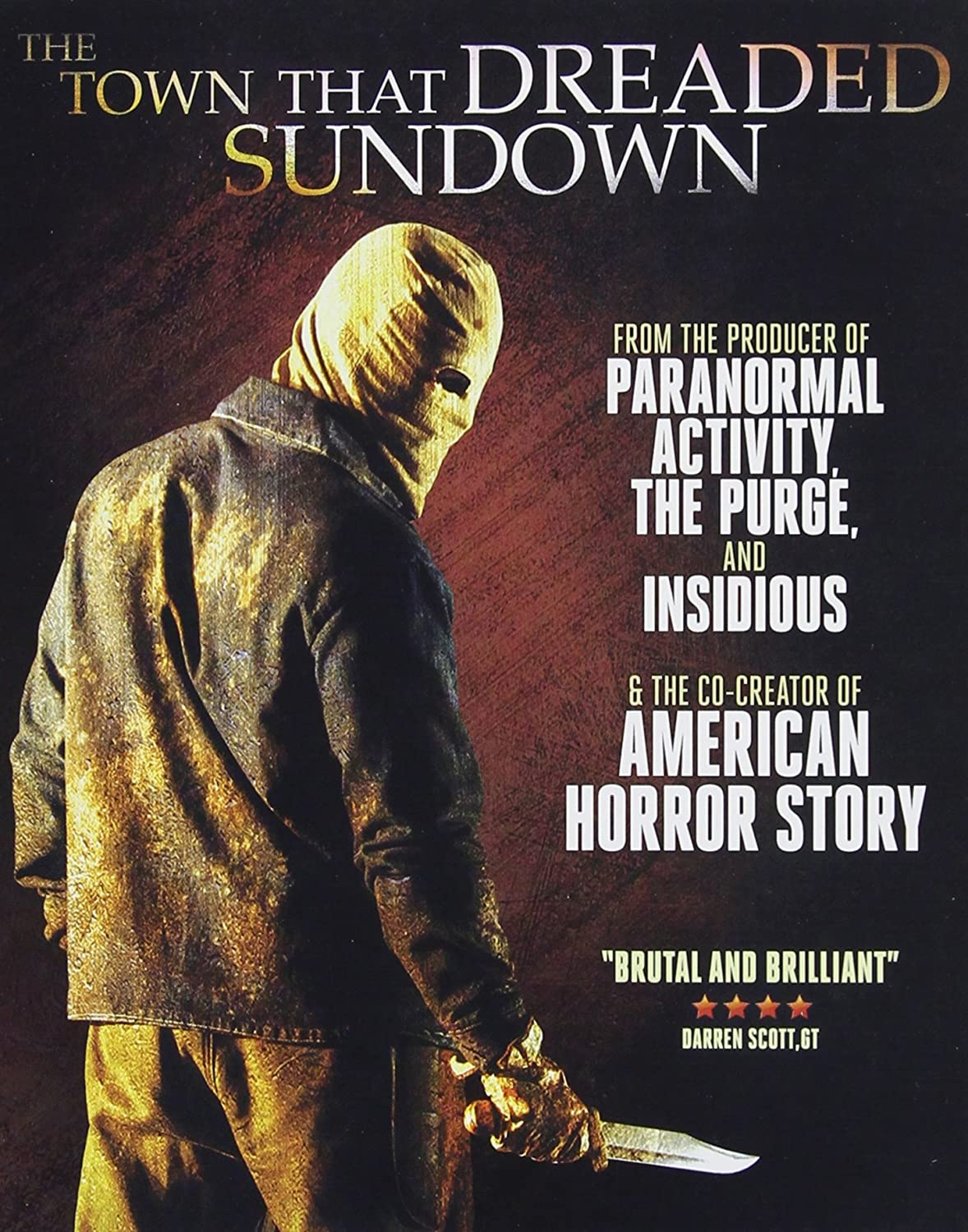 The Town That Dreaded Sundown [Blu-ray] Addison Timlin Veronica Cartwright Anthony Anderson Travis Tope
