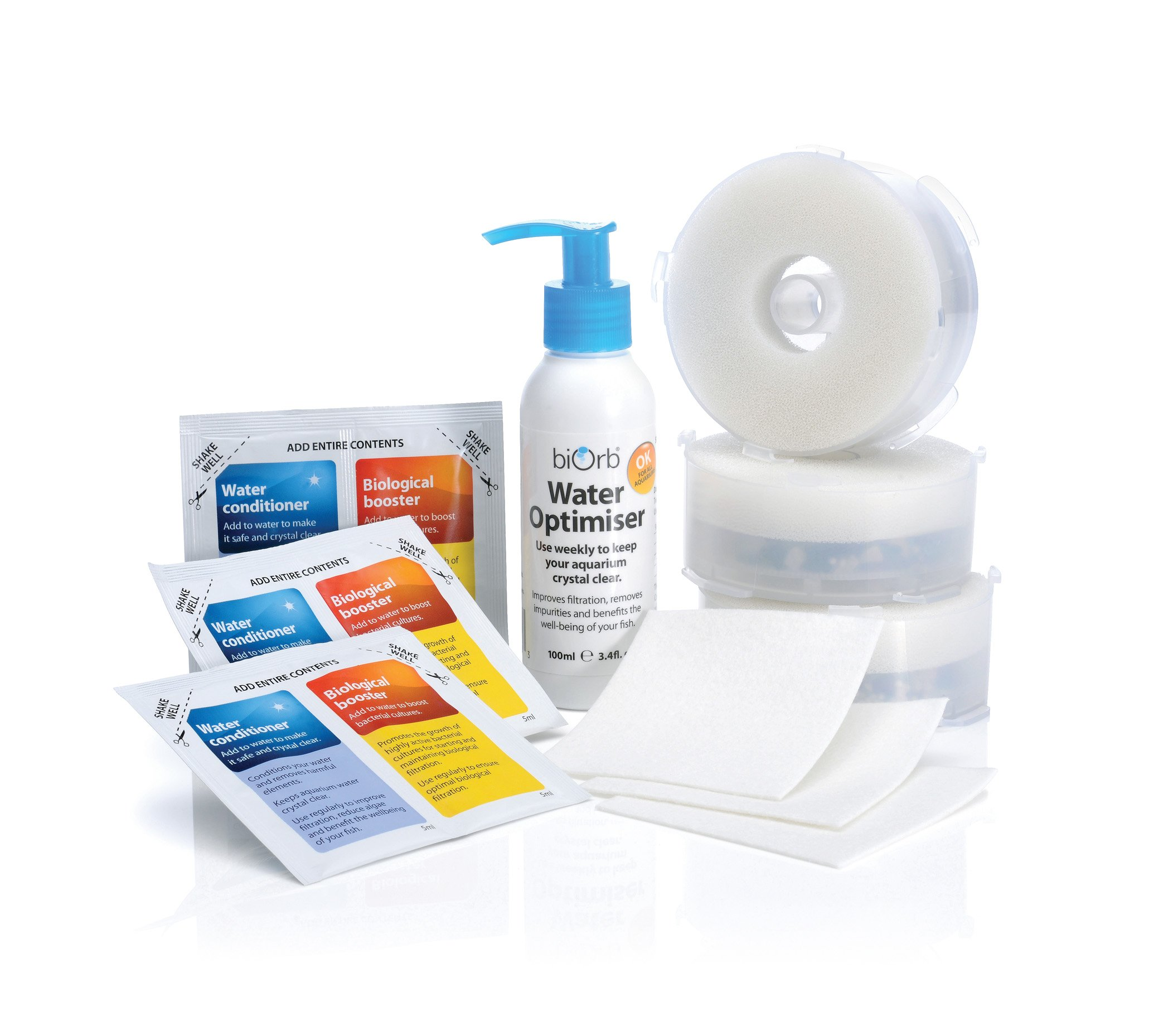 biOrb 46021.0 Service Kit 3 Plus Water Optimizer Aquariums