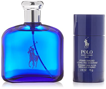 Ralph Lauren Polo Blue Lote 2 Pz: Amazon.es: Belleza
