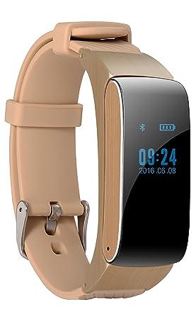 Smart Watch DF22 Bluetooth Auriculares Pulsera Moda Deportes ...