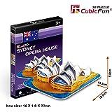 Cubicfun  - Puzzle en 3d mini arco del triunfo