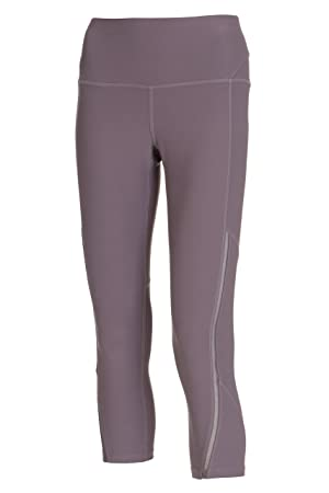 a4bfd07da60cd Apana Women's Athletic Performance Workout Running and Yoga Legging (Small,  Truffle)