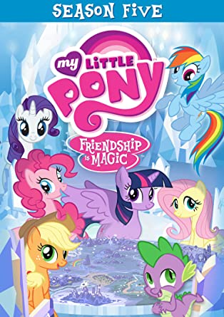 my little pony friendship is magic season 1