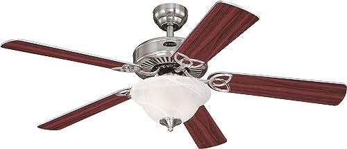 Westinghouse Lighting 7839165 78391 Vintage II One 52-Inch Five Blade Ceiling Fan