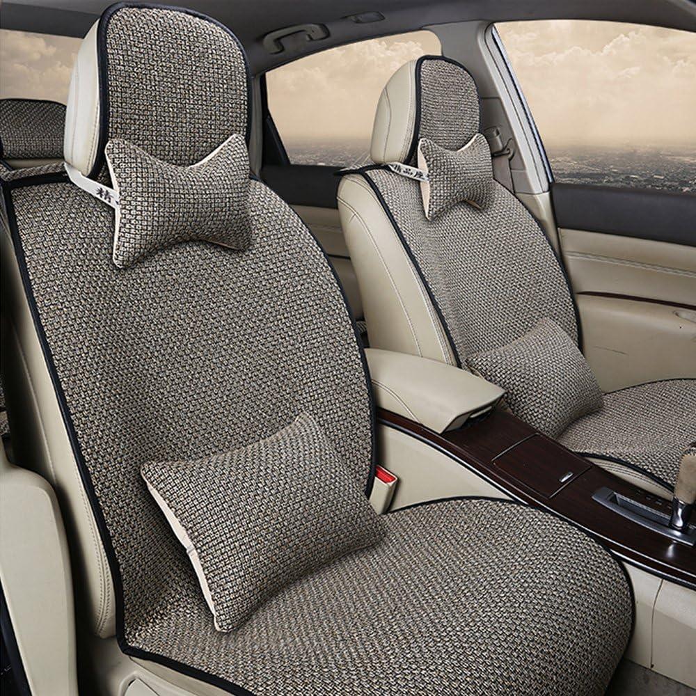 Fundas para asientos verde delantero kos Opel Astra Classic F