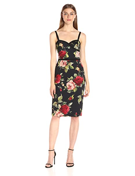 eda6e7127ab Black Halo Women s Daria Sheath Dress