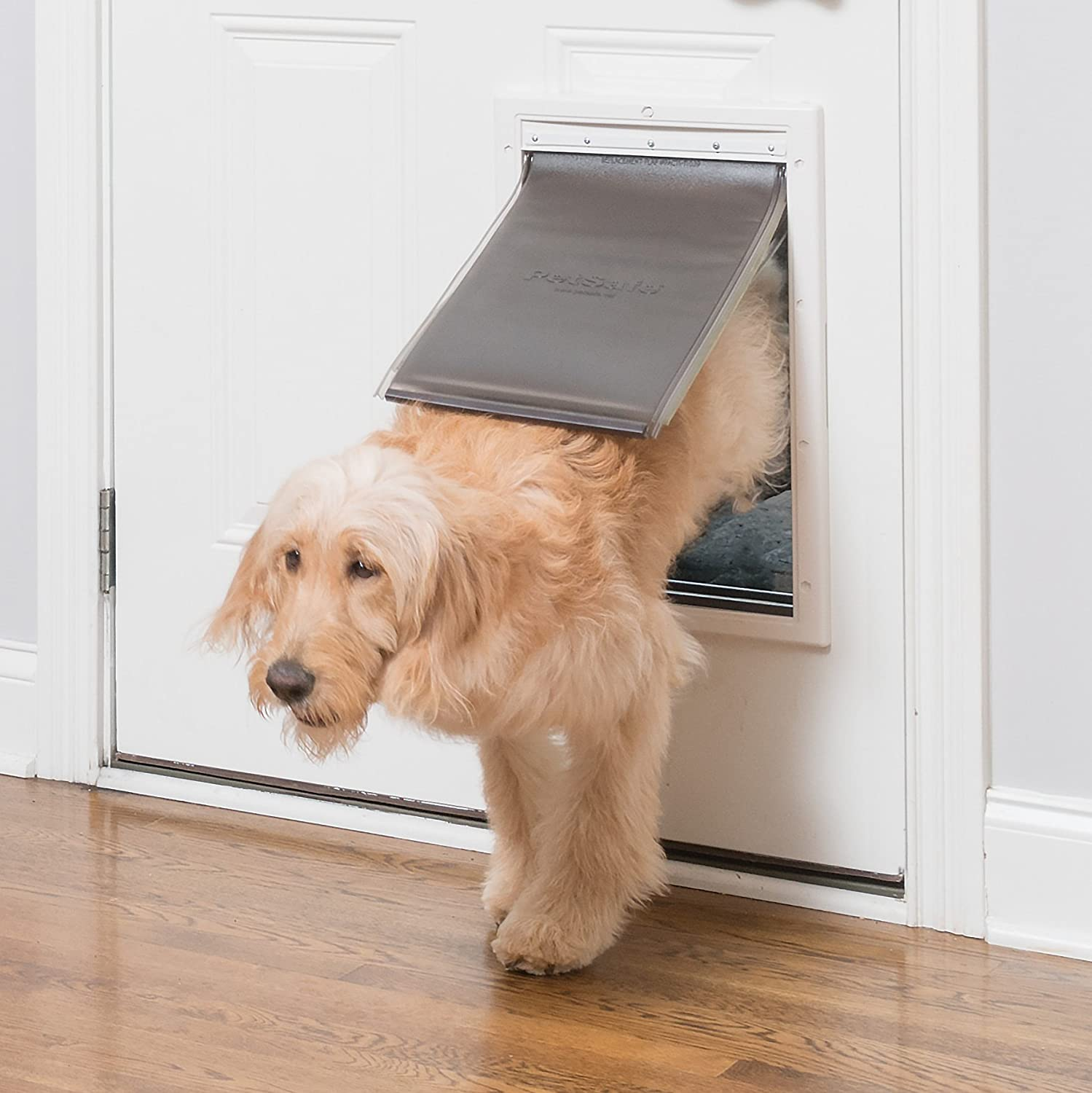 Smart Doors for Dogs and Cats - Electronic and Magnetic