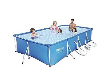 piscine tubulaire familiale 4 x 2.11 x 0.81 m