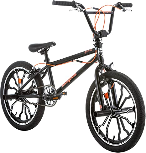 Mongoose Rebel Freestyle Boys39 - Bicicleta BMX para niños: Amazon ...