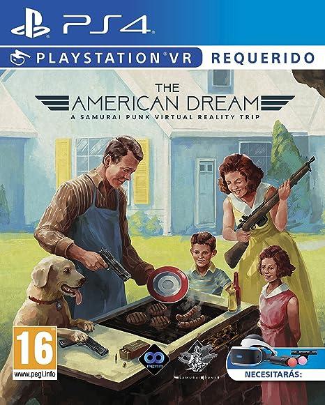 The American Dream: Amazon.es: Videojuegos