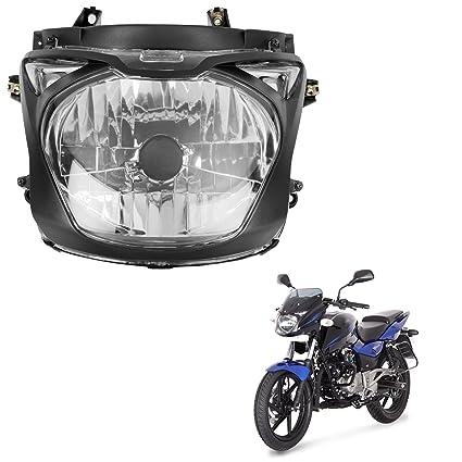 Autofy Headlight/Headlamp for Bajaj Pulsar UG3 (45W, White