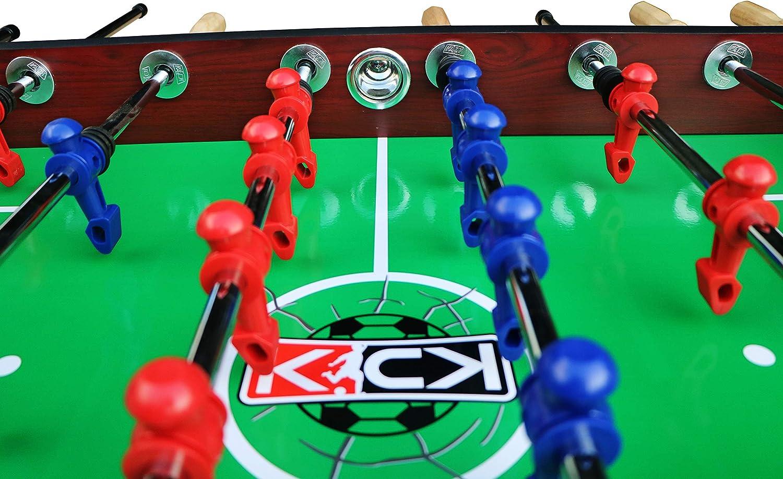 Kick 200 Mesa de Futbolín Royalton: Amazon.es: Deportes y aire libre