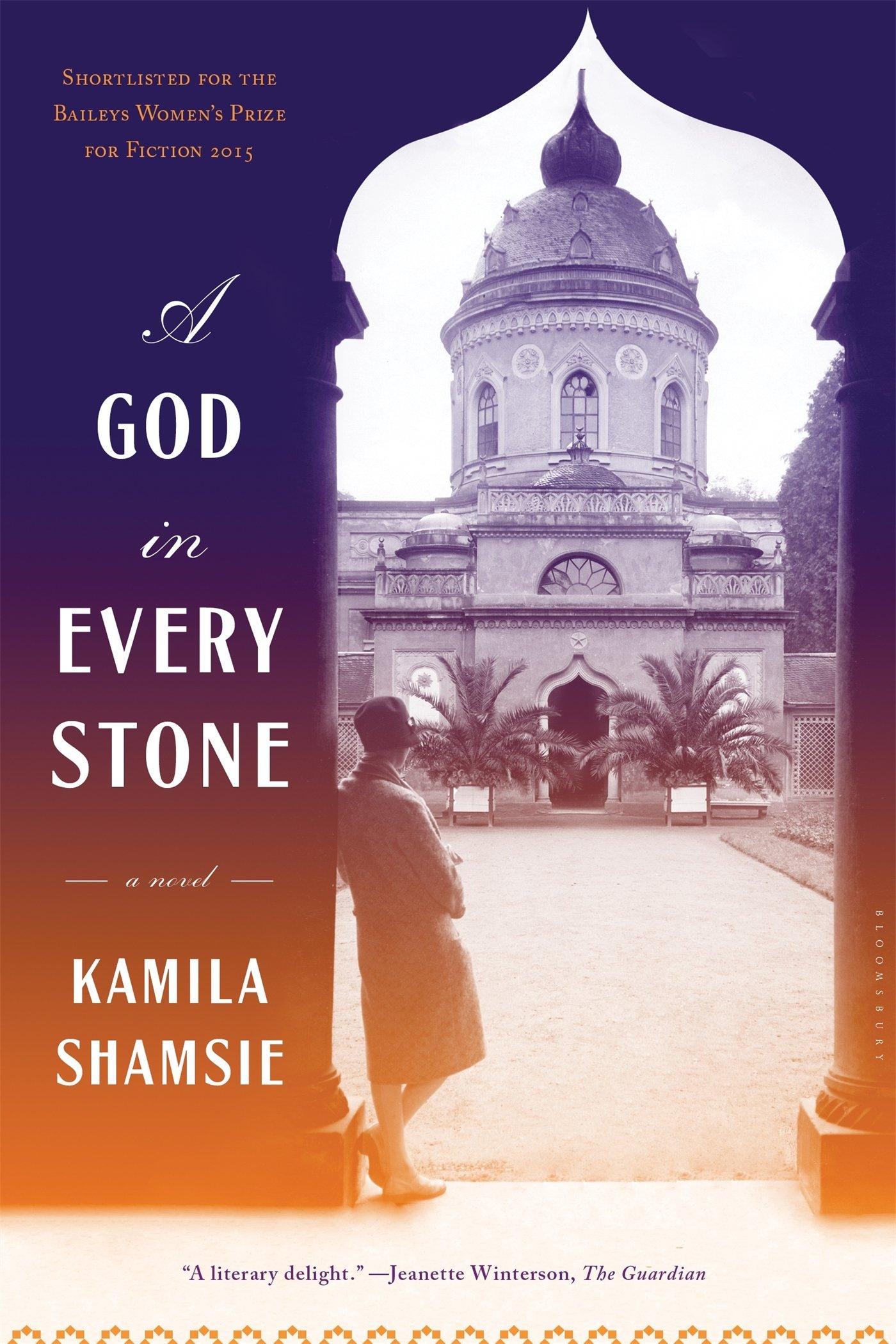 God Every Stone Shortlisted Baileys product image