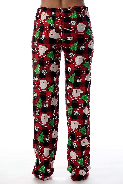 Christmas Pajama Pants.Just Love Women Ugly Christmas Pajama Pants Sleepwear