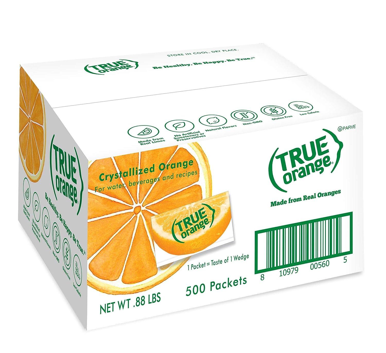 True Orange Bulk Pack, 500 Count