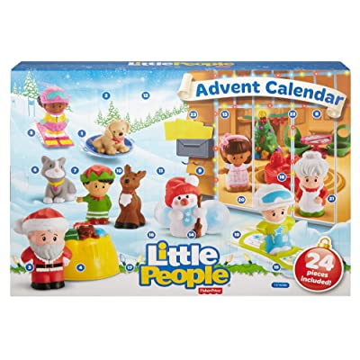 Fisher-Price Little People Advent Calendar: Toys & Games