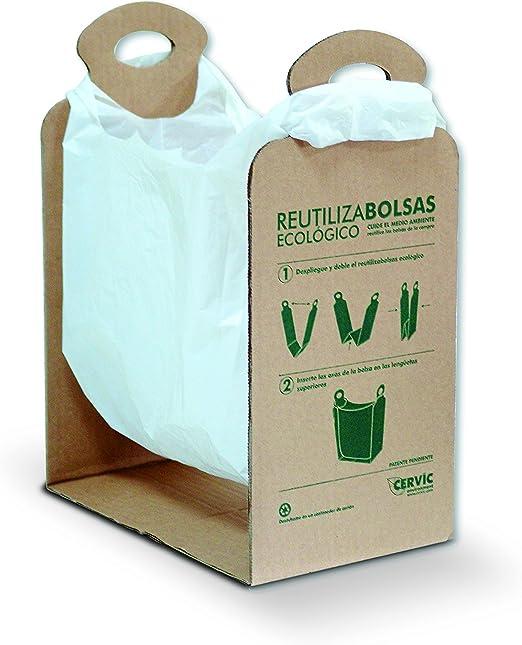 Cervic Pack de 9 Reutilizabolsas Ecológico para el Reciclaje de ...