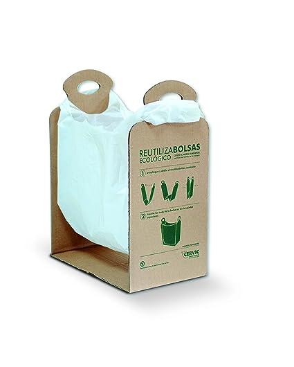 Pack de 9 Reutilizabolsas Ecológico para el reciclaje de ...