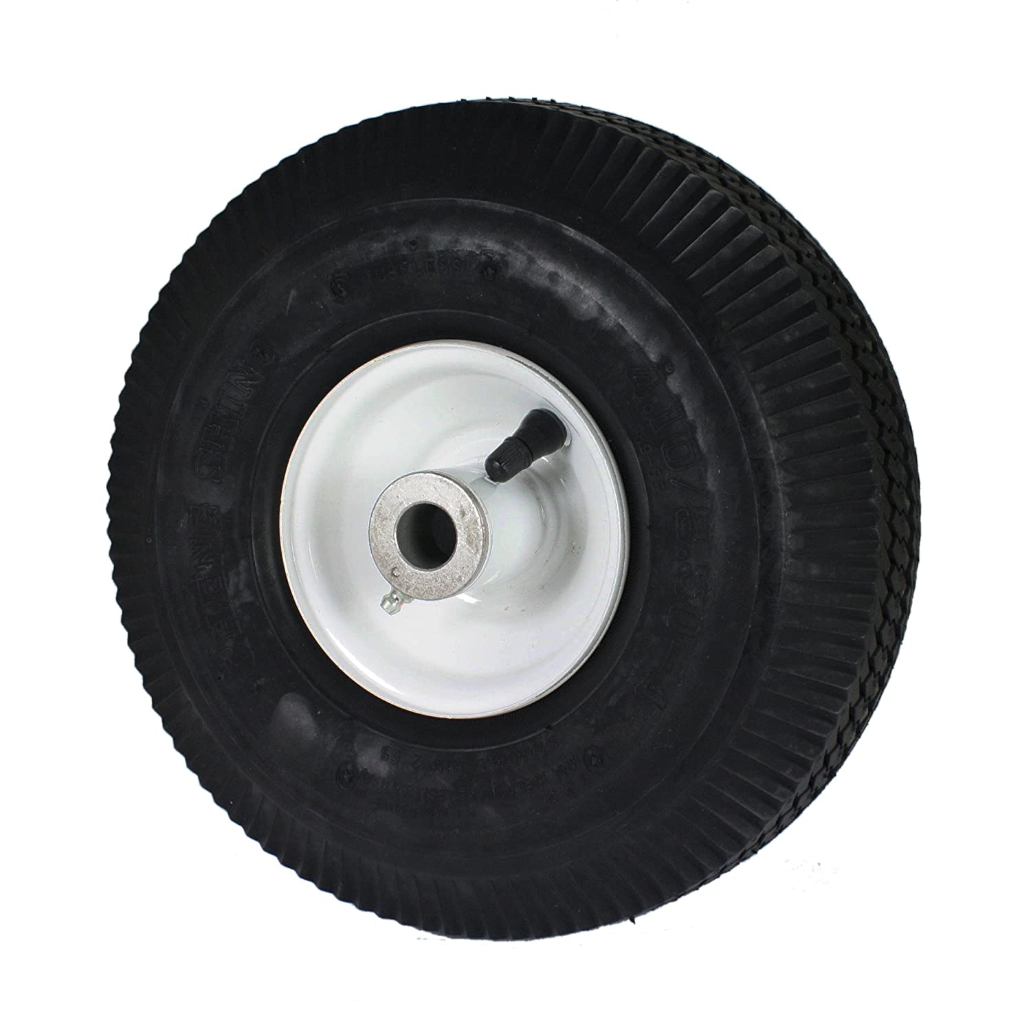 Toro 105-3471 Front Wheel And Tire embly on