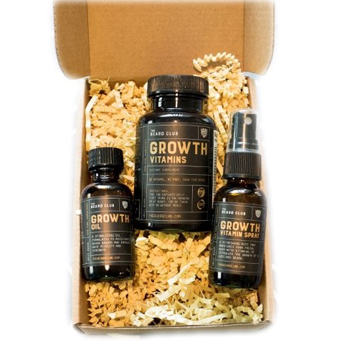 Beard Club Grooming Products Subscription