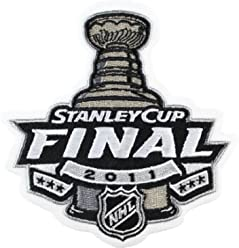08e197c5006 2011 NHL Stanley Cup Final Logo Jersey Patch Boston Bruins vs. Vancouver  Canucks