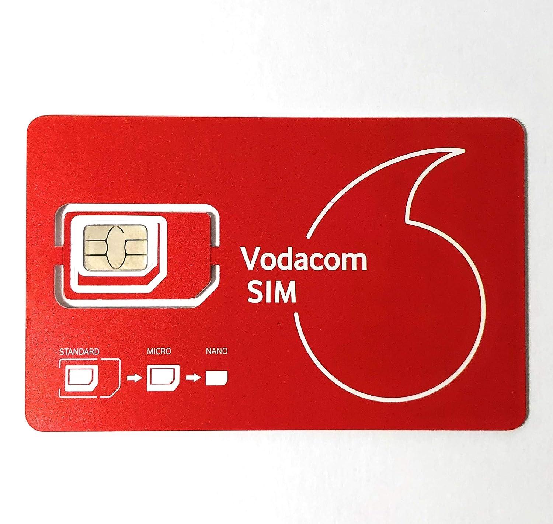Amazon.com: LTE Prepaid SIM Card for South Africa | 2019 ...
