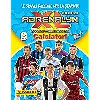 Calciatori Adrenalyn XL 2018-2019 Super Starter Pack Esclusiva aportugaldirectory.com [Box da 24 bustine - 2 Card Limited Edition - Card Coins Esclusiva - Raccoglitore - Guida ufficiale - Campo da gioco - Checklist]
