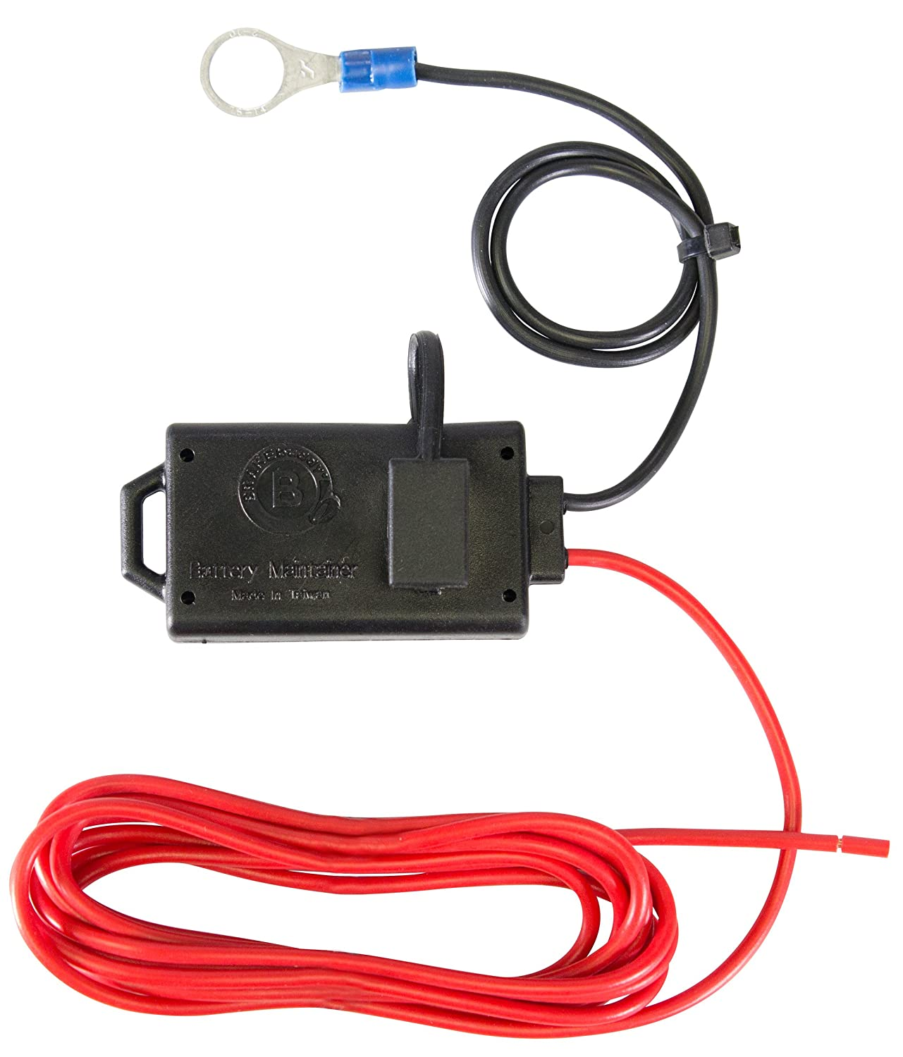Hopkins 39332 BrakeBuddy Towed Vehicle Battery Maintainer