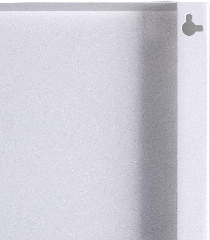 Motiv Wayne und Wanda banjado magnetische Pinnwand weiß Design Magnettafel m