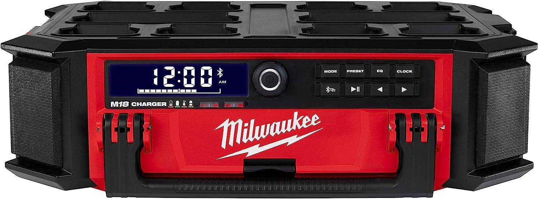 Milwaukee M18 - Radio con Bluetooth: Amazon.es: Electrónica