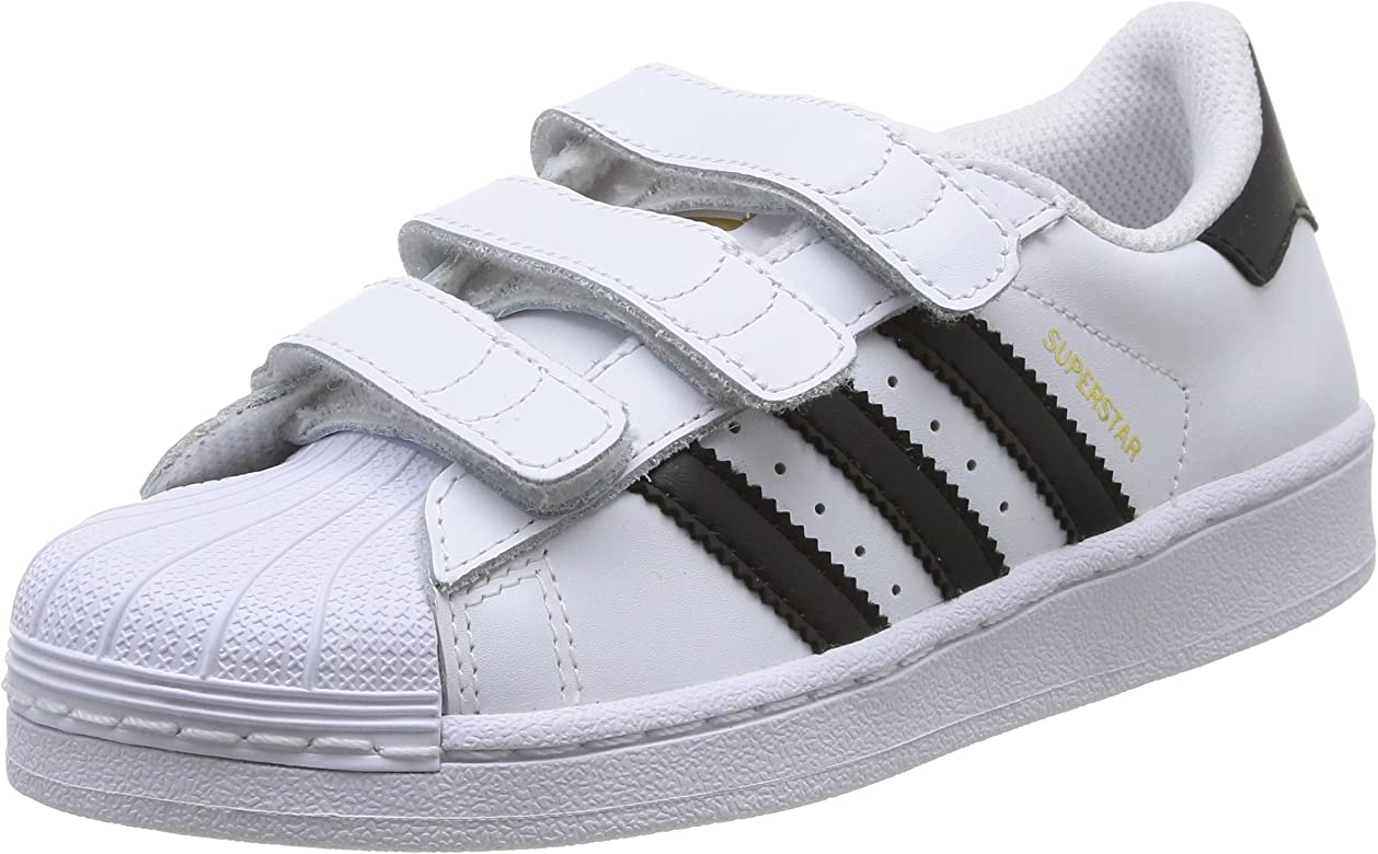 adidas Superstar Foundation CF, Zapatillas Unisex Niños, Blanco ...