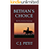 Bethan's Choice: Book Five of the Evans Family Saga