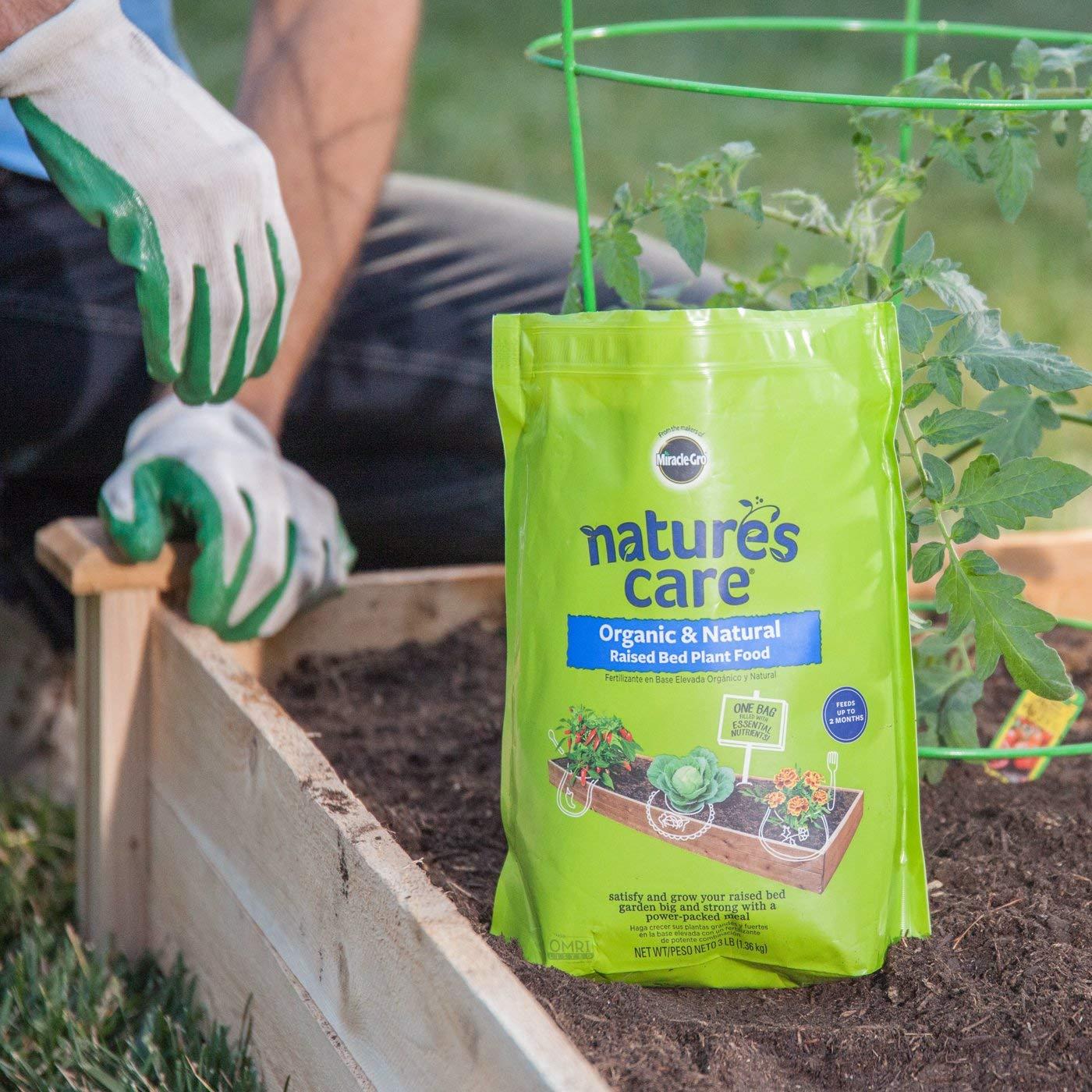 Amazon.com: Natures Care Organic & Natural Raised Bed Plant Food (Fоur Расk): Garden & Outdoor